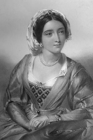 Eleanor of Castile (1244-129), Queen Consort of King Edward I, 1851