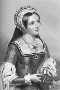 Catherine Parr (1512-154), the Sixth Wife of King Henry VIII, 1851 by WH Mote