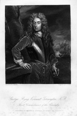 George Byng, Viscount Torrington, 1837
