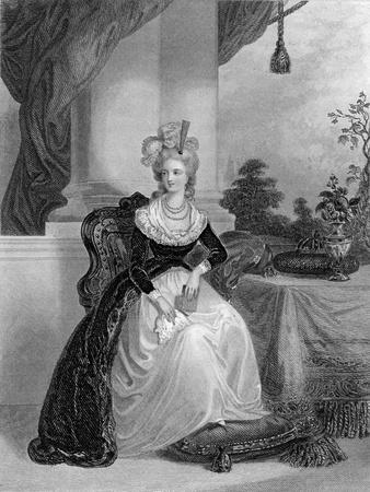 Marie Antoinette, Queen of France and Navarre, C1840-1860