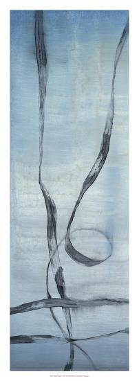 Whale Songs I-Jennifer Goldberger-Premium Giclee Print