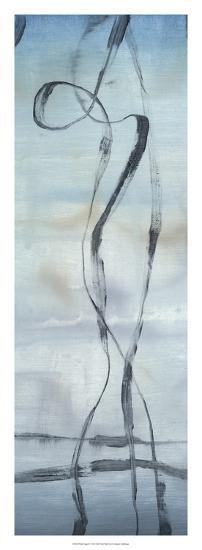 Whale Songs II-Jennifer Goldberger-Premium Giclee Print