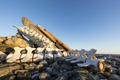 Whalers' Graves, Deadman Island, Nunavut, Canada-Paul Souders-Photographic Print