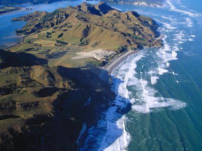 Whanganui Inlet, South Island, New Zealand-Bruce Clarke-Photographic Print