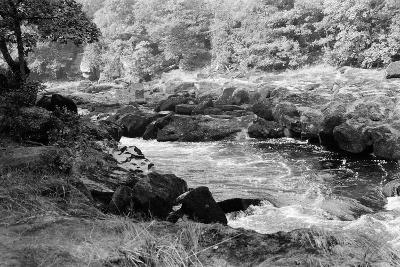 Wharfedale in North Yorkshire, Circa 1970-Staff-Photographic Print