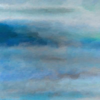 What a Color Art Series Abstract 13-Ricki Mountain-Art Print