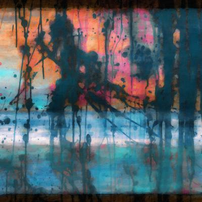 What a Color Art Series Abstract 9-Ricki Mountain-Art Print
