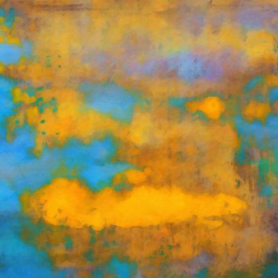 What a Color Art Series Abstract VII-Ricki Mountain-Art Print