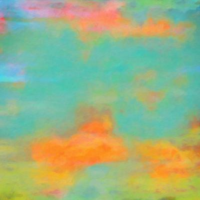 What a Color Art Series Abstract XII-Ricki Mountain-Art Print