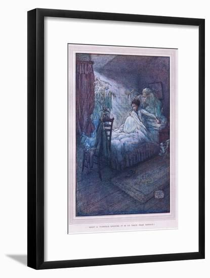 What a Terrible Shaking it Is to their Poor Nerves-Sybil Tawse-Framed Giclee Print