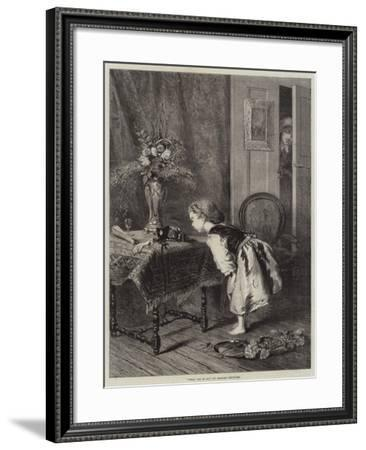 What Can it Be?--Framed Giclee Print