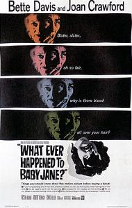 What Ever Happened to Baby Jane?, Bette Davis, Joan Crawford, 1962