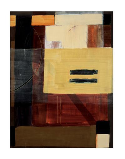 What Goes Around II-Leslie Bernsen-Giclee Print