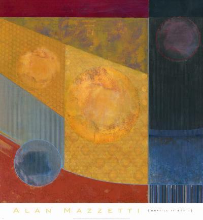 What'll It Be, no. 1-Alan Mazzetti-Art Print