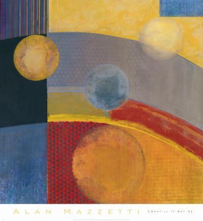 What'll It Be, no. 2-Alan Mazzetti-Art Print