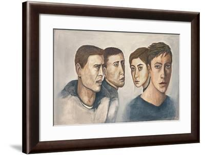 What's Happening ? 2017-Stevie Taylor-Framed Giclee Print