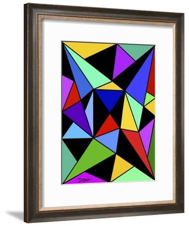 What's the Point?-Diana Ong-Framed Giclee Print