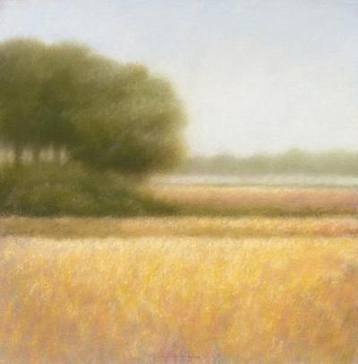 Wheat Field-Hans Dolieslager-Art Print