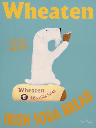 Wheaten Soda Bread-Ken Bailey-Premium Giclee Print