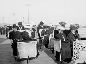 Wheel Chairs, Atlantic City, N.J.