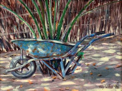 Wheelbarrow, 2005-Tilly Willis-Giclee Print