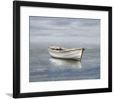 When Boats Rest-Mark Chandon-Framed Giclee Print