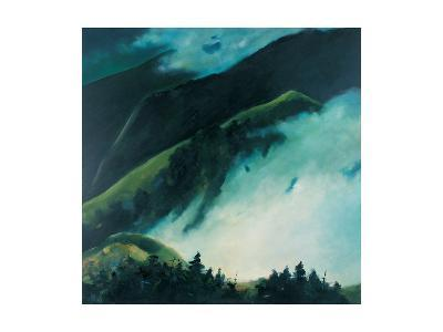 When Clouds are Rising from the Mountain-Pihua Hsu-Giclee Print