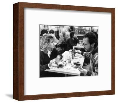 When Harry Met Sally...--Framed Photo