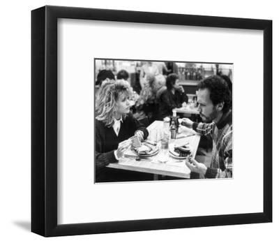 When Harry Met Sally...--Framed Photo