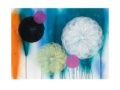 When It Falls 3-Marianne Groennow-Art Print