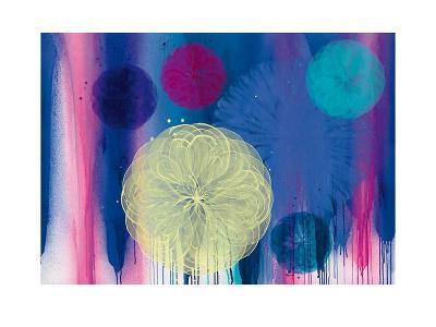 When It Falls 4-Marianne Groennow-Art Print