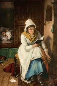 When the Children are Asleep, 1908-1909