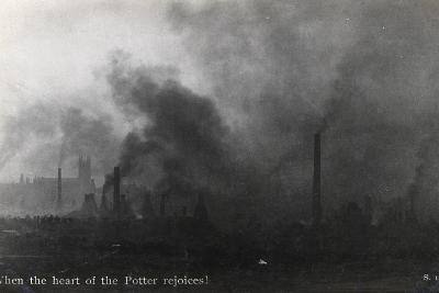 When the Heart of the Potter Rejoices!--Photographic Print