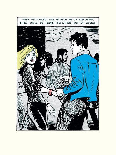 When We Danced-Roy Newby-Art Print