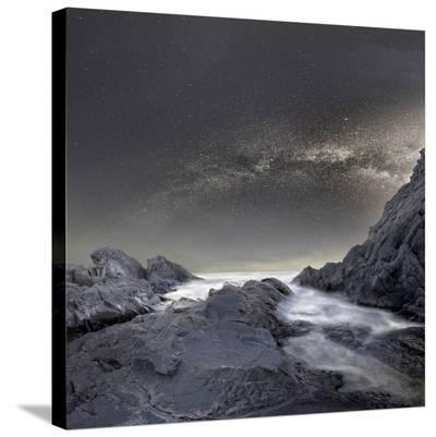 Where Is The Moon-Stoyan Hristov-Stretched Canvas Print