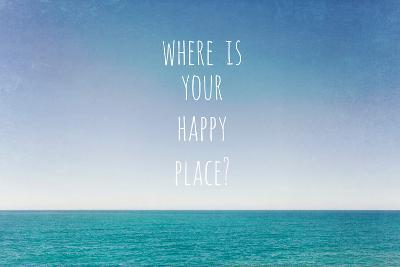 Where Is Your Happy Place-Susannah Tucker-Photographic Print