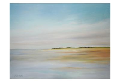 Where Sky Meets Land-Peter Laughton-Art Print