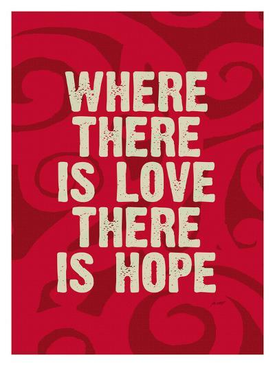 Where There Is Love-Lisa Weedn-Giclee Print