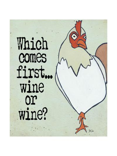 Which Comes First-Shanni Welch-Art Print