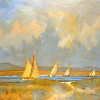 Whidbey Island Beach-Don Tiller-Premium Giclee Print
