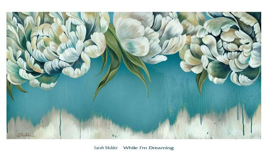 While I'm Dreaming-Sarah Mulder-Art Print