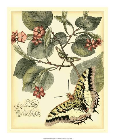Whimsical Butterflies I--Giclee Print
