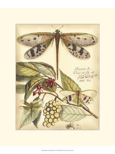 Whimsical Dragonflies I-Vision Studio-Art Print