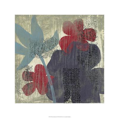 Whimsical Tapestry II-Jennifer Goldberger-Limited Edition