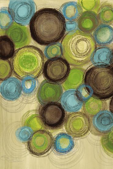 Whimsy I-Jeni Lee-Art Print