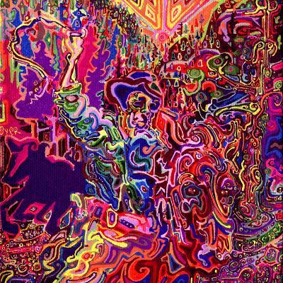 Whip-Josh Byer-Giclee Print