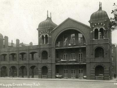 Whipps Cross Hospital, Essex-Peter Higginbotham-Photographic Print