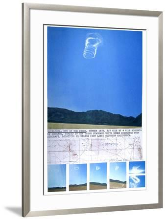 Whirlpool-Dennis Oppenheim-Framed Limited Edition