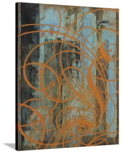 Whirlwind-Mick Gronek-Stretched Canvas Print