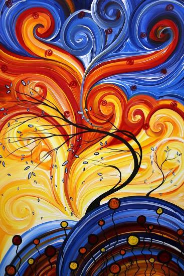 Whirlwind-Megan Aroon Duncanson-Art Print